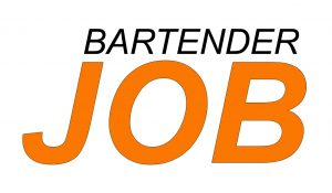 Bartender Job